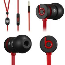 AURICOLARI CUFFIE MONSTER IBEATS ORIGINALI BLACK PER APPLE IPHONE IPAD IPOD
