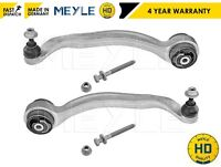 FOR AUDI A6 AVANT FRONT LOWER LEFT RIGHT SUSPENSION REAR ARMS MEYLE HD 1994-2004