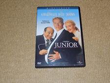 JUNIOR, DVD, EXCELLENT CONDITION, ARNOLD SCHWARZENEGGER, DANNY DEVITO
