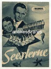 Filmprogramm: Seesterne, Nr. 28/53