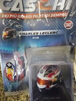 CHARLES LECLERC 2018 BELL HELMET  CASCHI FORMULA 1 COLLECTION #32 1:5 MIB SPARK