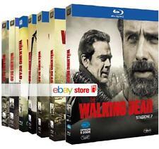 THE WALKING DEAD - SERIE COMPLETA 01 - 07 (30 BLU-RAY) SERIE TV HORROR