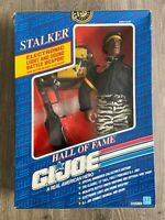 Hasbro GI Joe Hall of Fame Stalker Action Figure, 2003!
