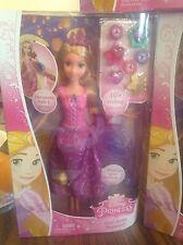 Disney Princess Gem Styler Rapunzel Doll Lot of 3