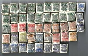 Lot Netherlands - 47 Bundles off 100 each                               veth