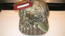 WALLS LEADING THE WAY OUTDOORS REALTREE CAMO PATTERN ADJUSTABLE HAT BALL CAP