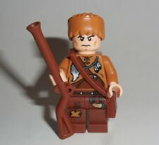 s Historical Lego Davy Crockett New Custom Folk Hero Authentic Lego Parts