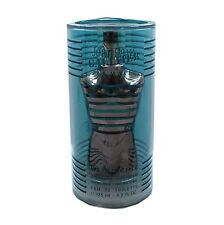 "JEAN PAUL GAULTIER ""LE MALE"" METAL CHIC EAU DE TOILETTE SPRAY 125ML NIB-4767850"