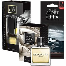 Lux Areon Air Freshener Set Vip Perfume CAR SCENT TREE PERFUME SELECTION