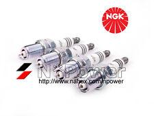 NGK IRIDIUM SPARK PLUG SET Mitsubishi LANCER 03-05 2.0 Turbo EVO 8 CT9A 4G63T