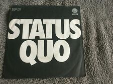 "Status Quo-Again and again.7"" german"