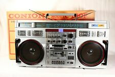 Once in a Lifetime Conion C-100F Vintage Boombox with Box - Japanese edition