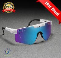 2020 Original Men's Polarized Pit Viper Sport Googles Outdoor Sunglasses Eyewear