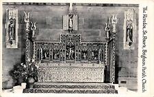St.Peter's Church, Brighton, Reredos, RP, Brighton & Hove Herald, 1960s,   L1806