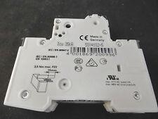 Siemens commutateur de protection de ligne 5sy4 102-5, mini circuit breaker, neuf, OVP