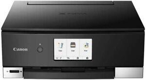 CANON Stampante Multifunzione PIXMA TS8350 a Colori Stampa Copia Scansione A4