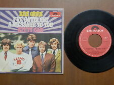 BEE GEES I ve gotta get a message to you Kitty can disco vinile 45 giri rpm 7''