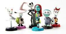 New 2 Set 12 Pcs Nightmare Before Christmas PVC figure figures dolls Toys