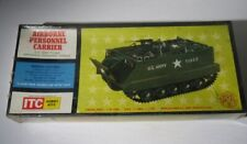 ITC  Airborne Personnel Carrier  Masterpiece Model kit 3858   MINT sealed   1963