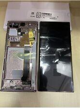 SAMSUNG GALAXY NOTE 20 ULTRA N986F LCD SCREEN DISPLAY ORIGINAL GENUINE Bronze..
