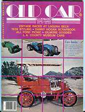 Old Car Illustrated Magazine May 1977 1930 Packard Boattail EX 061316jhe