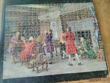 VICTORY WOODEN JIGSAW  HERES TO ANOTHER SUCCESS  COMPLETE