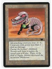 Magic The Gathering ~ 1x Weakstone ~ Antiquities ~ M/NM