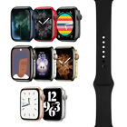 Apple Watch Series 6 - 40mm/44mm - All Case Colors - Black Sport Band - GPS/LTE <br/> 12 MONTH WARRANTY - FREE SHIPPING - TOP US SELLER!