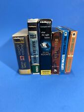 AudioBook CD Lot of 6 - Dissolution C. J. Sansom Dean Koontz Tami Hoag