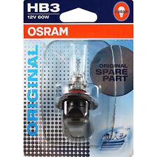 Osram Original Line HB3 Halogen 12V 60W Sockel P20d Glühbirne