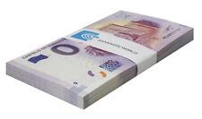 Zero (0) Euro Europe X 100 Pieces (PCS), 2017, UNC,Castelo De Guimaraes Portugal