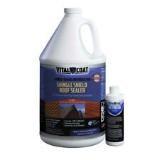 *New* Vital Coat 1 Gal. Clear Matt 100% Acrylic Shingle Shield Roof Coating