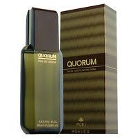 QUORUM de PUIG - Colonia / Perfume EDT 100 mL - Man / Uomo / Hombre / Homme