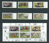 W934  South Africa  1992  Grand Prix rugby cricket sports     MNH