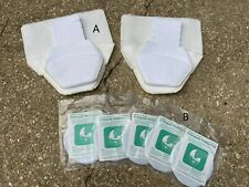 New listing Hoof Solutions,a.2 sets Hoof cap and Pastern Wrapb.5 Orthopedic Poultice Pad
