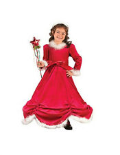 Christmas Princess Child Toddler Girls Costume Dress Size 24 months-2T