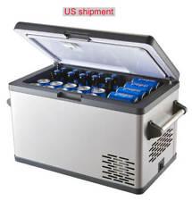 Aspenora Portable Fridge Freezer 12V Car Fridge Refrigerator Compressor -4 ~ 68℉