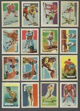 1946 Kellogg's All Wheat General Interest 2nd Series FC9-2 Cards Complete Set