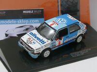 Volkswagen VW Golf GTI 16V Safari Rally 1987 KENNETH ERIKSSON 1:43 IXO RAC 261