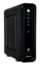 Motorola Surfboard DOCSIS 3.0 Cable Modem/Router SBG6580