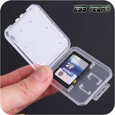 Carte Mémoire SD SDHC boite X5 rangement plastique de stockage universelle