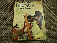 Paddington's New Room by Michael Bond-ExLibrary