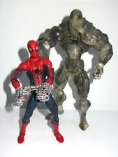 "SPIDER-MAN 6"" Giocattolo Figure Set SPIDER-MAN VS VENOM con WEB-Manette"