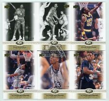 14 different 2011 Upper Deck All-Time Greats Basketball Base Card Lot /50