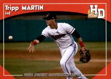 2016 High Desert Mavericks Grandstand #15 Tripp Martin Pelham Alabama AL Card