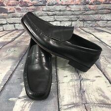 Rockport Men's Penny Loafers Slip Ons Black Size 10
