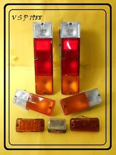 Brake Lights/Turn/Side Marker- Complete Set - Suzuki Samurai 86-95