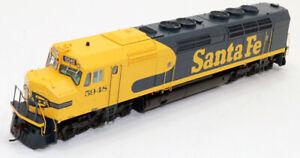 Athearn Genesis EMD FP45 Santa Fe Freight Scheme 5948 Upgraded to DCC  HO