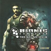 Bionic Commando - Brand New CD