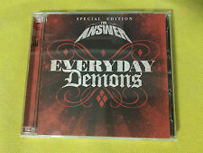 The Answer - Everyday Demons [Japanese SHM-CD Deluxe Edition], out of print!!